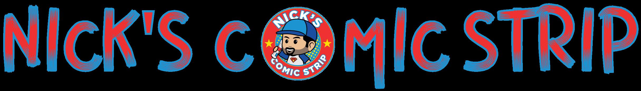 Nick's Comic Strip