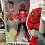 Power Rangers Lightning Collection Beast Morphers Red Ranger