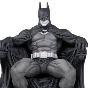 Batman Black and White by Marc Silvestri