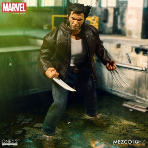 Mezco One:12 Logan