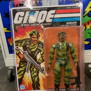 G.I. JOE STALKER – GENTLE GIANT STUDIOS