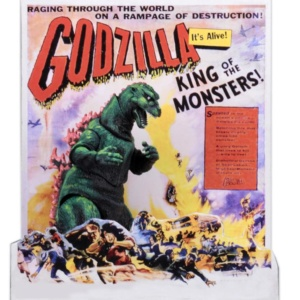 1956 Godzilla King of Monsters – NECA