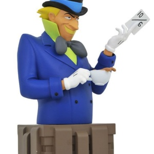 Batman The Animated Series Mad Hatter Resin Bust
