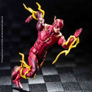 Injustice 2 The Flash 1:18 Scale