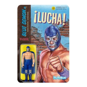 Legends of Lucha Libre ReAction Figure – Blue Demon Jr.