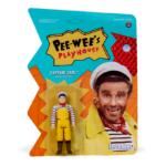 Pee-wee's Playhouse ReAction Figure – Captain Carl
