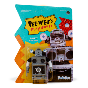 Pee-wee's Playhouse ReAction Figure – Conky