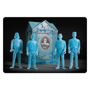 Universal Monsters ReAction Figures – Haunted Crypt (Spirit Glow Blue)