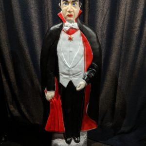 Bela Lugosi Dracula Blow Mold Lighted