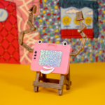 Pee-wee's Playhouse ReAction Figure – Magic Screen