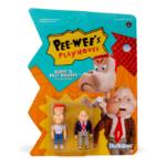 Pee-wee's Playhouse ReAction Figure – Randy & Billy Baloney