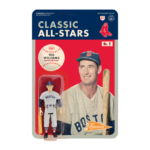 MLB CLASSIC REACTION FIGURE – TED WILLIAMS (BOSTON RED SOX)