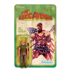 Toxic Avenger ReAction Figure – Authentic Movie Variant