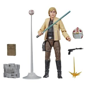 Star Wars The Black Series Convention Exclusive Luke Skywalker Ceremonial 6″ Action Figure