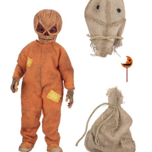 """Trick R Treat – 8"""" Scale Clothed Action Figure – Sam"""