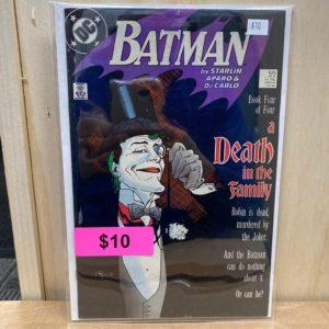 BATMAN (1940-) #429