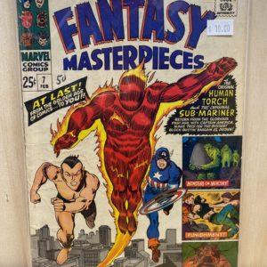 Fantasy Masterpieces Vol 1 #7