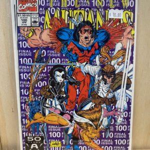 New Mutants (1983 1st Series) #100