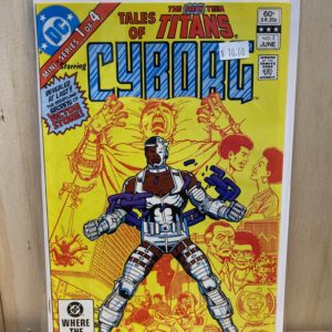 Tales of the New Teen Titans Vol 1 #1