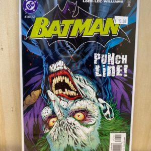 BATMAN Vol 1 #614