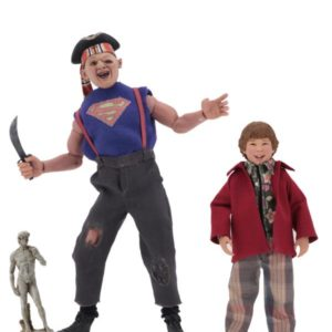 The Goonies: Sloth and Chunk 2-Pack