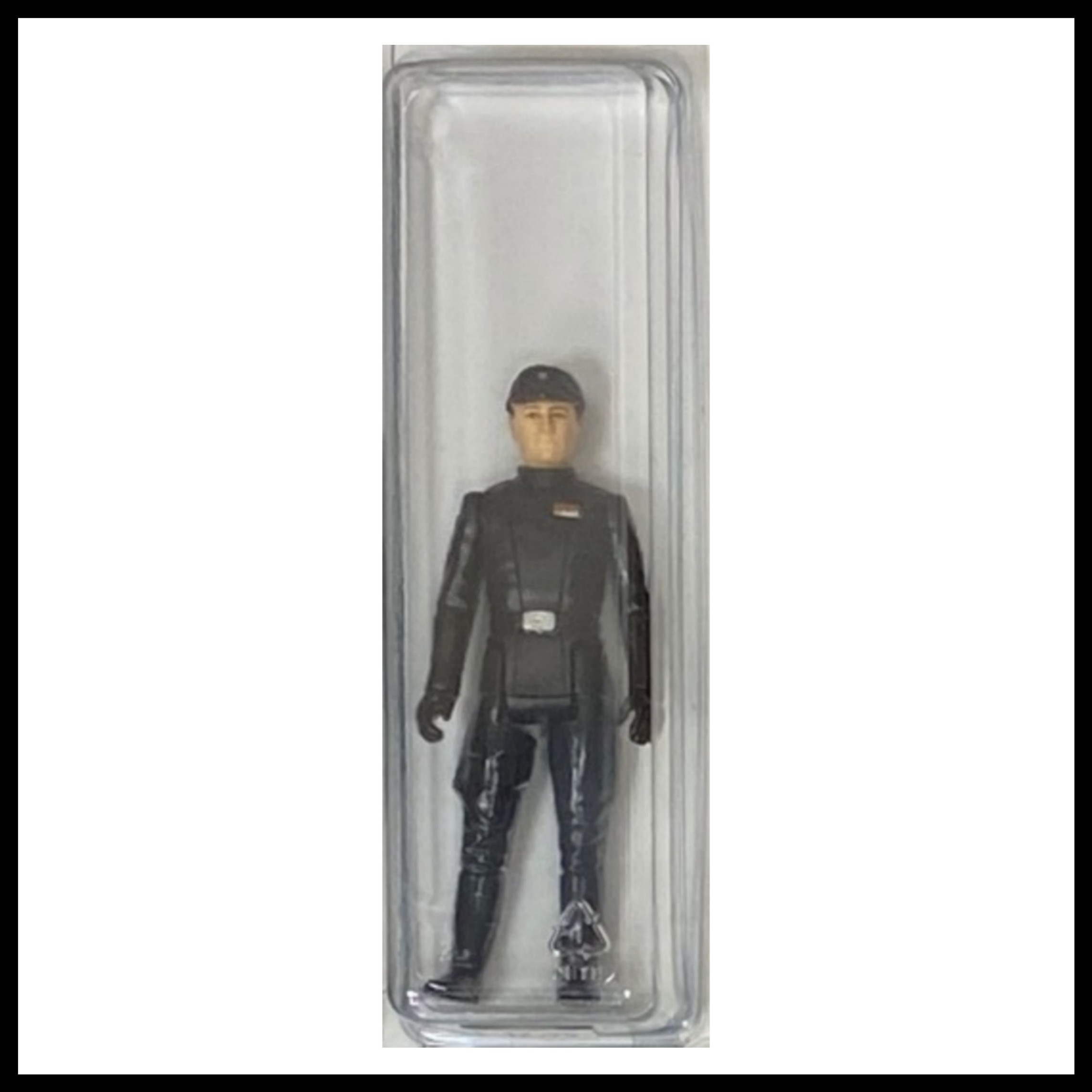 1980 IMPERIAL COMMANDER – Kenner – Star Wars