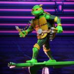 NECA Teenage Mutant Ninja Turtles TMNT: Turtles in Time Series 2 Michelangelo