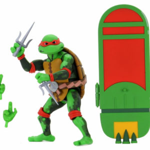 NECA Teenage Mutant Ninja Turtles TMNT: Turtles in Time Series 2 Raphael