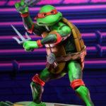 NECA Teenage Mutant Ninja Turtles TMNT: Turtles in Time Series 2 Raphael