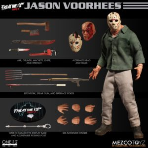 Jason Voorhees – Friday The 13th Part 3