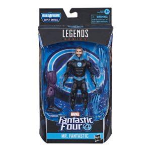 Marvel Legends Series Fantastic Four Mr. Fantastic Figure