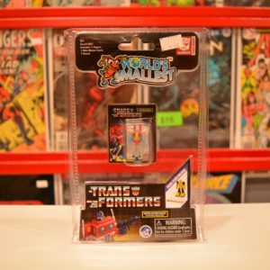 World's Smallest Transformers: StarScream