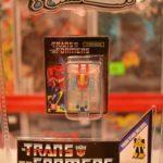World's Smallest Transformers: StarScream