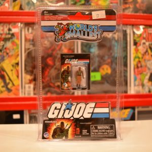 World's Smallest GI Joe: RoadBlock