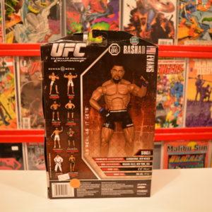UFC COLLECTION SERIES 0 UFC 88 RASHAD EVANS