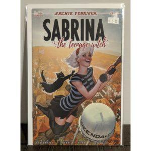 Sabrina the Teenage Witch (2019-) #1