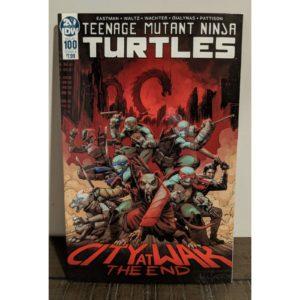 Teenage Mutant Ninja Turtles #100 A