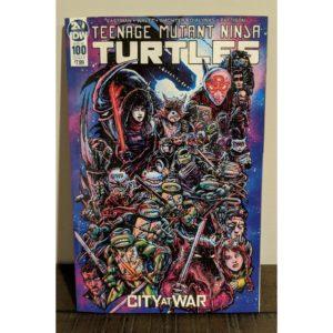 Teenage Mutant Ninja Turtles #100 B