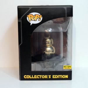 FUNKO STAR WARS THE FORCE AWAKENS POP! BB-8 COLLECTOR'S EDITION VINYL BOBBLE-HEAD HOT TOPIC EXCLUSIVE