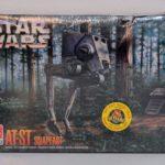 AMT/ERTL STAR WARS AT-ST SNAPFAST MODEL KIT