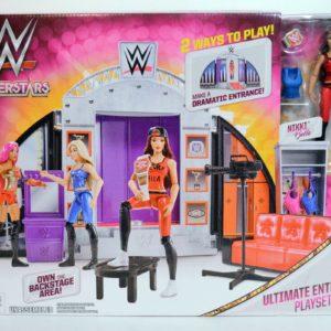 WWE SUPERSTARS ULTIMATE ENTRANCE PLAYSET W/ NIKKI BELLA FIGURE