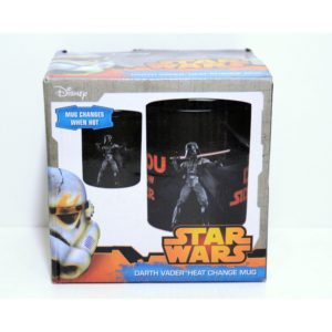 DISNEY STAR WARS DARTH VADER HEAT CHANGE MUG