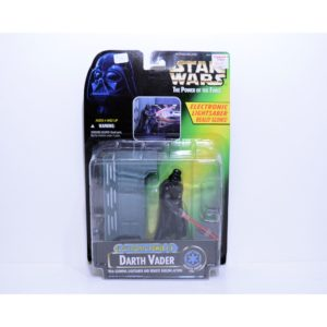 STAR WARS THE POWER OF THE FORCE ELECTRONIC POWER F/X DARTH VADER