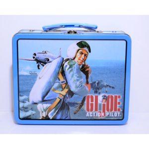 G.I.JOE ACTION PILOT LUNCH BOX