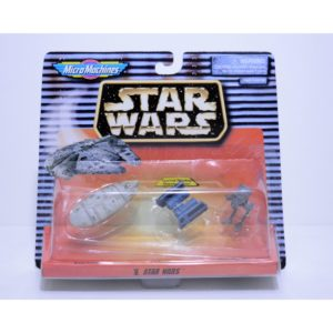 STAR WARS 1997 MICRO MACHINES COLLECTION V