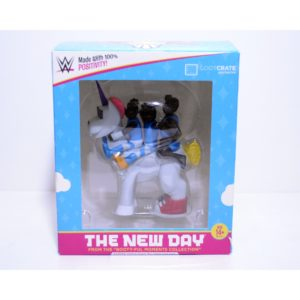 "LOOTCRATE EXCLUSIVE WWE THE NEW DAY FROM THE ""BOOTY-FUL MOMENTS COLLECTION"""