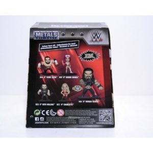WWE SAMI ZAYN 4-INCH METALS DIE-CAST ACTION FIGURE