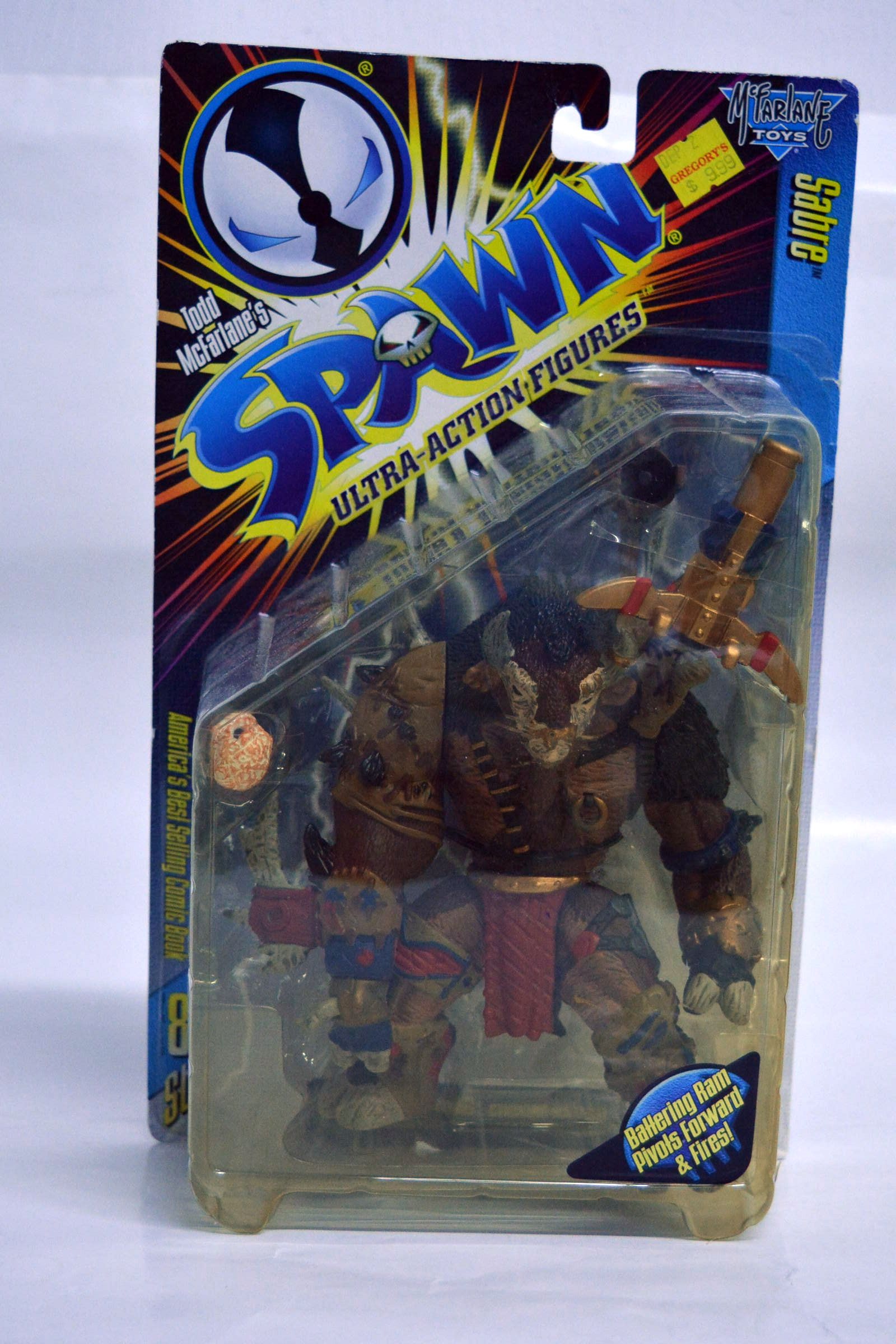 Spawn Ultra-Action Figures