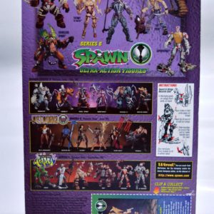 SPAWN ULTRA-ACTION FIGURES SERIES 6 TIFFANY THE AMAZON