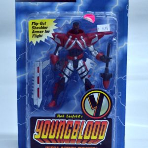 YOUNGBLOOD ULTRA-ACTION FIGURES SERIES 1 SENTINEL